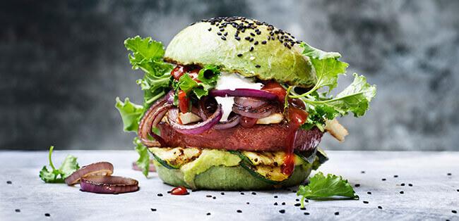 nestle awesome burger