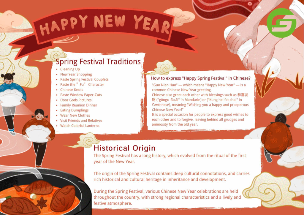 Spring Festival Traditions