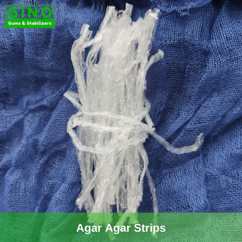 Agar Agar Strips 2020 Supplier Manufacturer in China(3) - Gino Gums Stabilizers