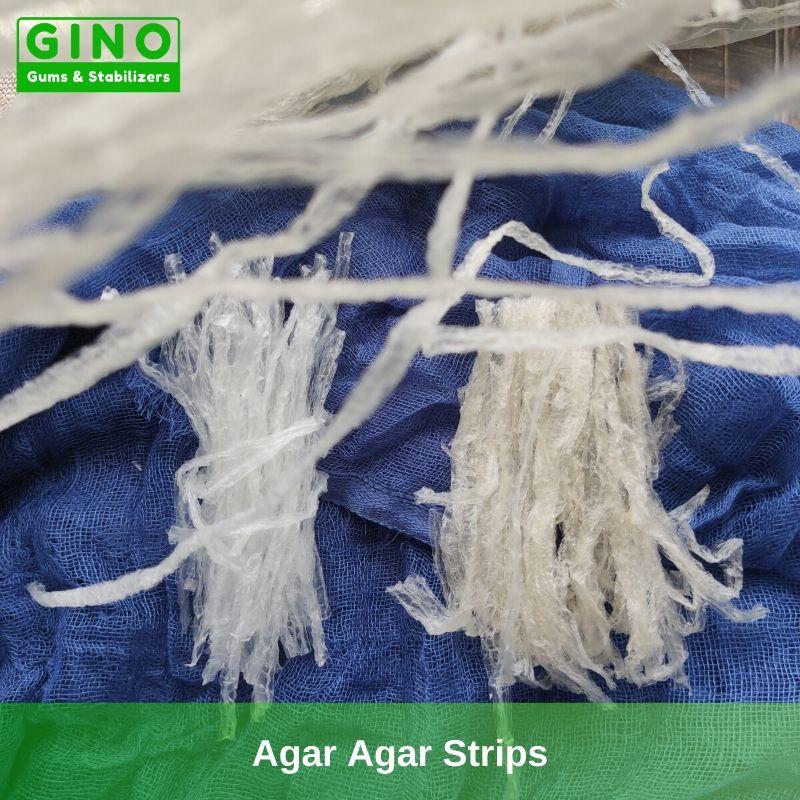Agar Agar Strips 2020 Supplier Manufacturer in China(4) - Gino Gums Stabilizers