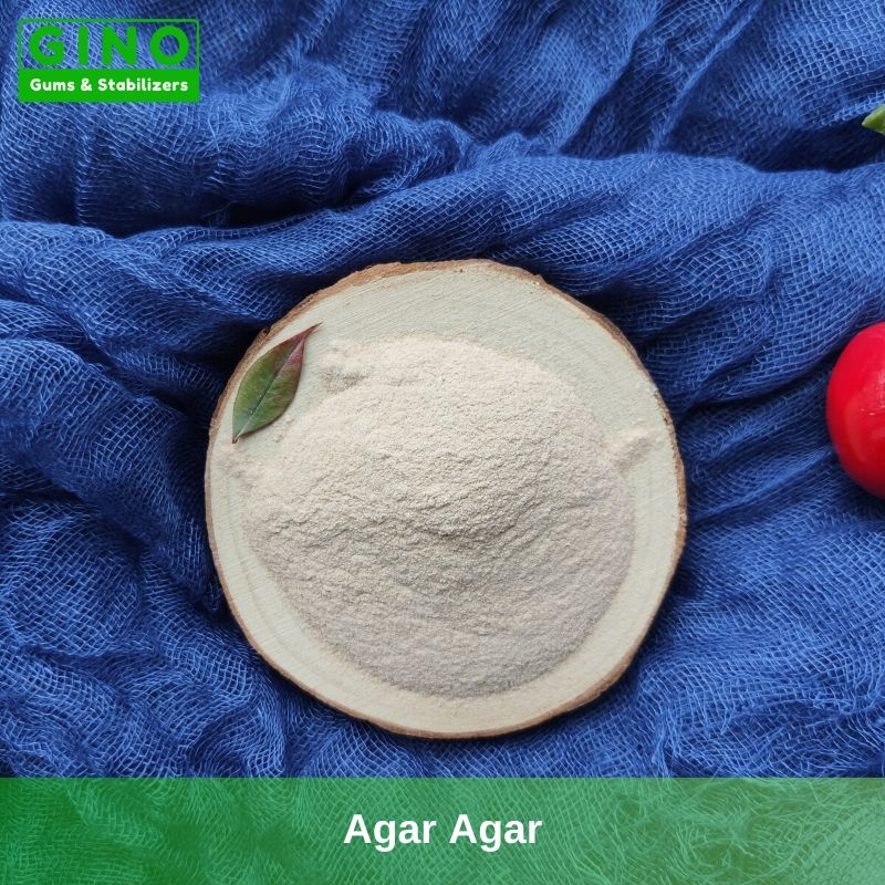 Agar Suppliers Manufacturers in China - Gino Gums Stabilizers