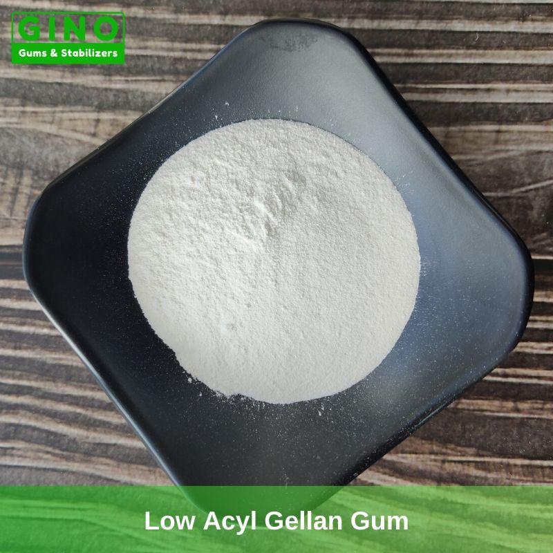 Low Acyl Gellan Gum 2020 Supplier Manufacturer in China(2) - Gino Gums Stabilizers