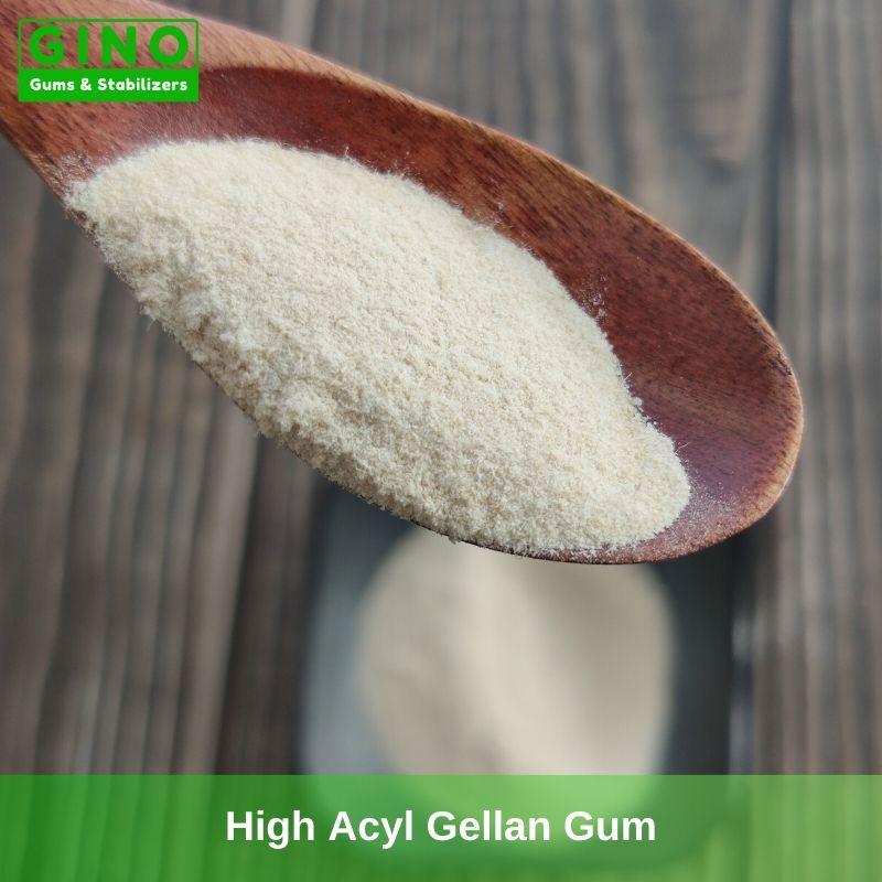 High Acyl Gellan Gum 2020 Supplier Manufacturer in China(3) - Gino Gums Stabilizers