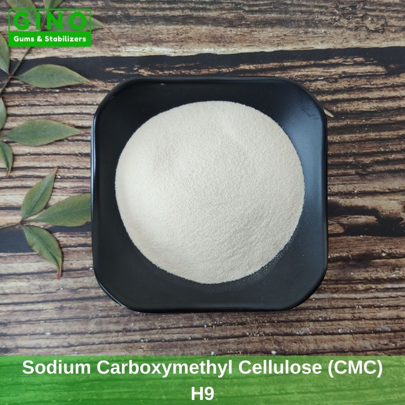 Sodium Carboxymethyl Cellulose CMC H9 Supplier Manufacturer in China (2) - Gino Gums Stabilizers