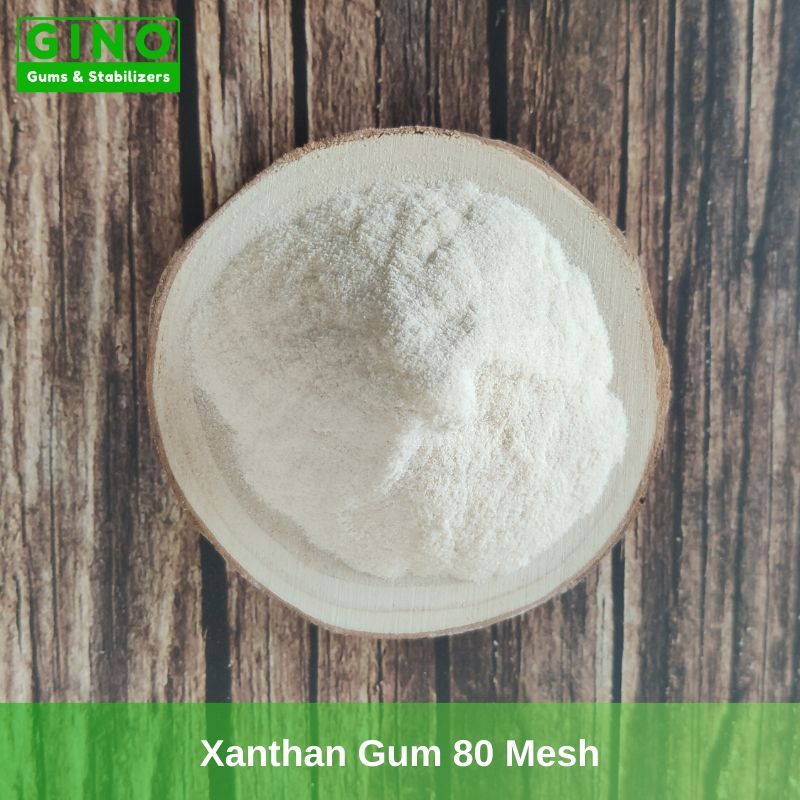 Xanthan Gum 80 Mesh Supplier Manufacturer in China(4) - Gino Gums Stabilizers
