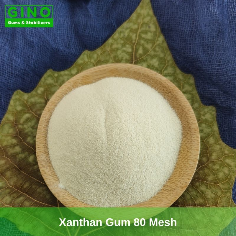 Xanthan Gum manufacturers 80 Mesh in China(1) - Gino Gums Stabilizers
