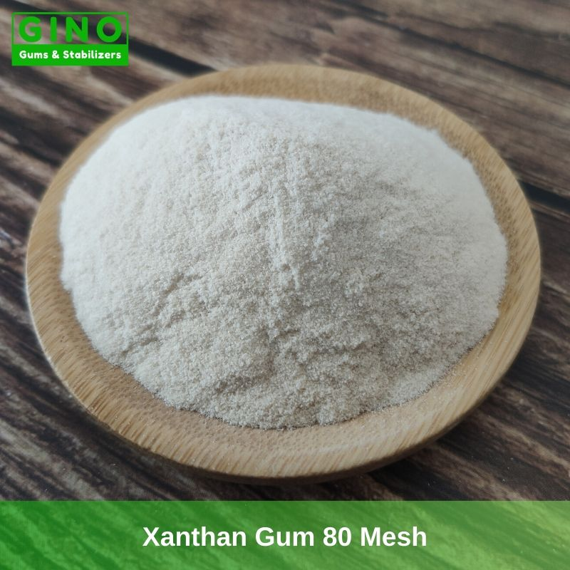 Xanthan Gum 80 Mesh Supplier Manufacturer in China(3) - Gino Gums Stabilizers