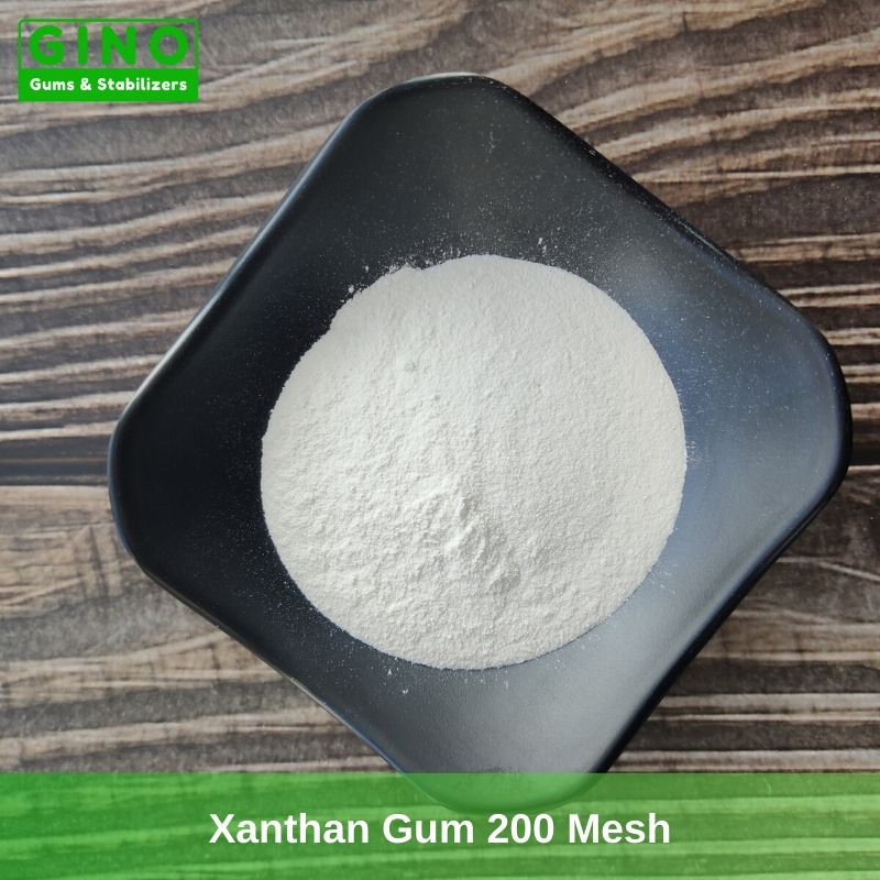 Xanthan Gum 200 Mesh Supplier Manufacturer in China (4) - Gino Gums Stabilizers