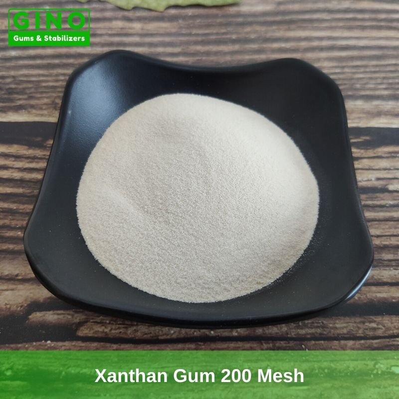 Xanthan Gum 200 Mesh Supplier Manufacturer in China (2) - Gino Gums Stabilizers