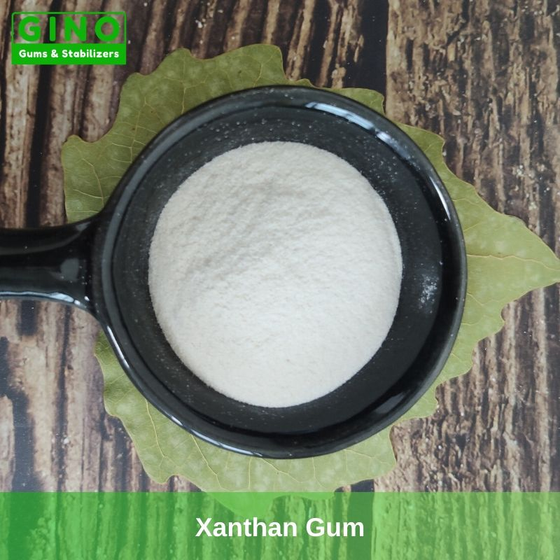 Xanthan Gum 2020 Supplier Manufacturer in China (2) - Gino Gums Stabilizers