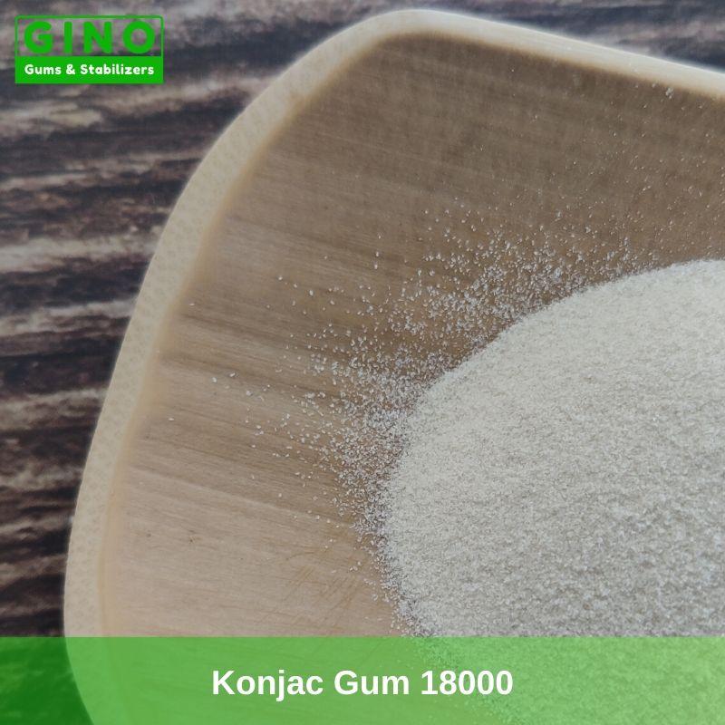 Konjac Gum 18000 Supplier Manufacturer in China (4) - Gino Gums Stabilizers