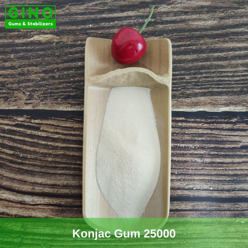 25000 Konjac Manufacturers in China (1) - Gino Gums Stabilizers