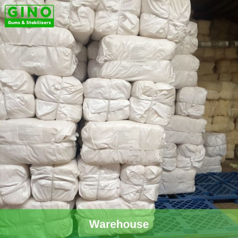 Agar Agar Strips have been packed ready in our warehouse