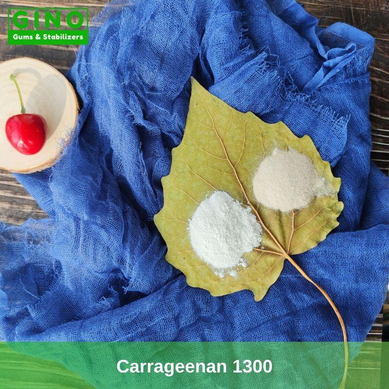High Gel Strength Carrageenan Powder manufacturer 1300 g/cm2 in China