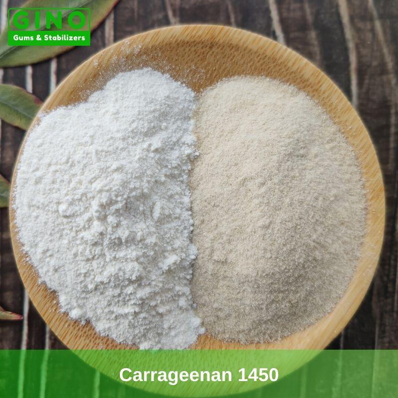High Gel Strength Carrageenan Manufacturer 1450 g/cm2 in China
