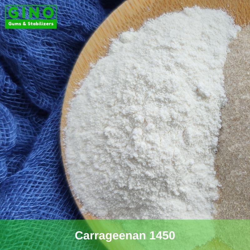 High Gel Strength Carrageenan Powder 1450 g/cm2 Supplier Manufacturer in China
