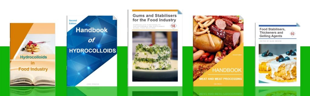 Download the Handbook of Hydrocolloids in Food Industry