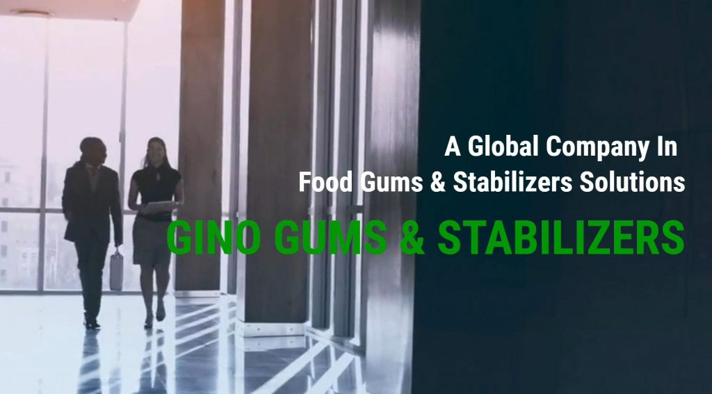 Gino Gums Stabilizer_A Global Company In Food Gums & Stabilizers Solutions