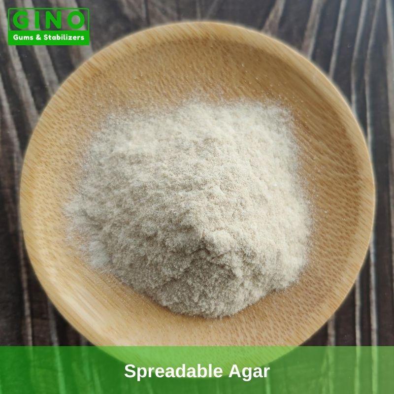 spreadable agar supplier, exporter, manufacturer in China_Gino Gums Stabilizer