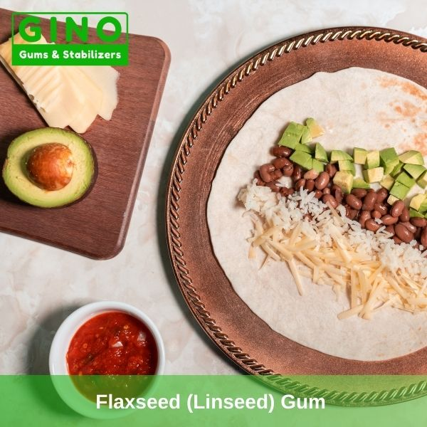 flaxseed gum also called linseed gum (3)