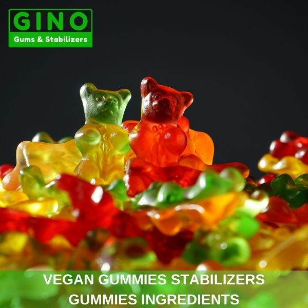 Vegan Gummies Stabilizers Gummies Ingredients (1)