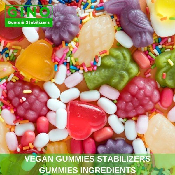 Vegan Gummies Stabilizers Gummies Ingredients (2)