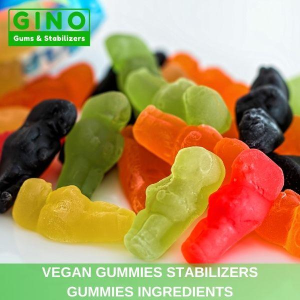 Vegan Gummies Stabilizers Gummies Ingredients (4)