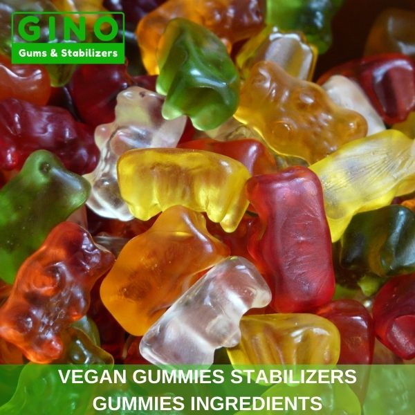 Vegan Gummies Stabilizers Gummies Ingredients (7)
