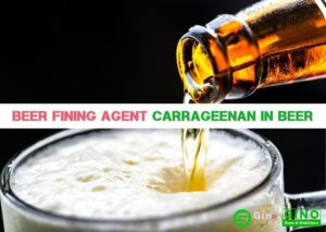 beer fining agent Carrageenan in beer (2)