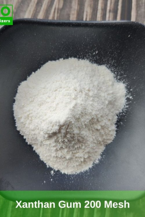 Xanthan Gum producer 200 Mesh in China (3) - Gino Gums Stabilizers